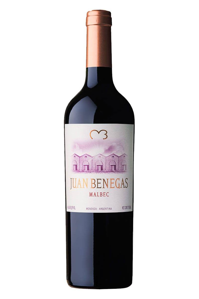 Juan Benegas Malbec